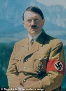 Adolf Hitler (b.1889-d.1945)
